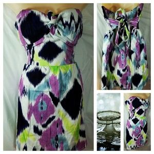 Alyn Paige of New York strapless dress size 13/14